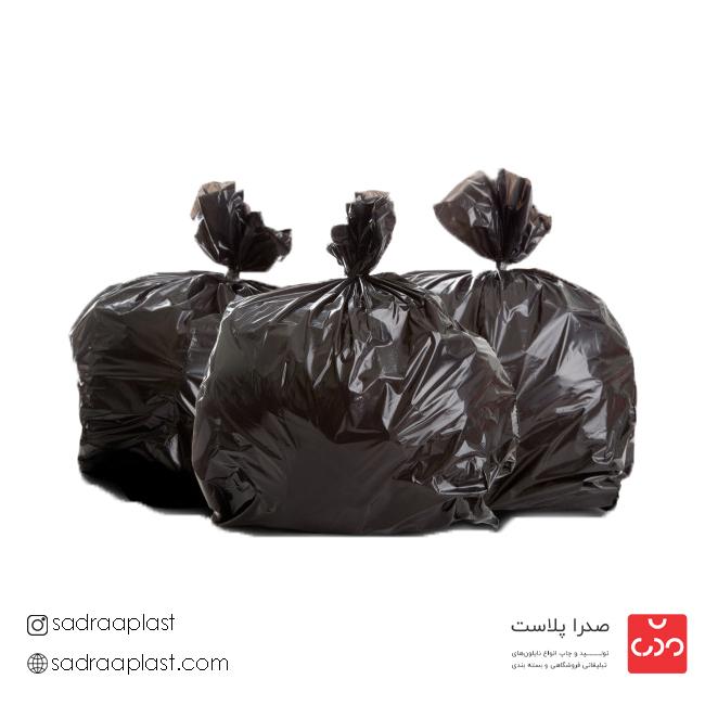 کیسه زباله صدراپلاست