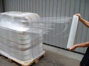 نایلون های استرچ صدراپلاست برای پوشش و کاور پالت جهت محافظت از گرد و غبار