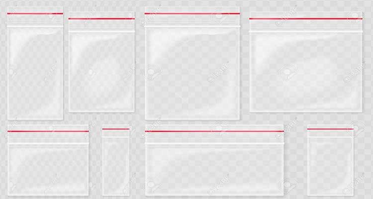 نایلون زیپ کیپ در سایزهای مختلف
