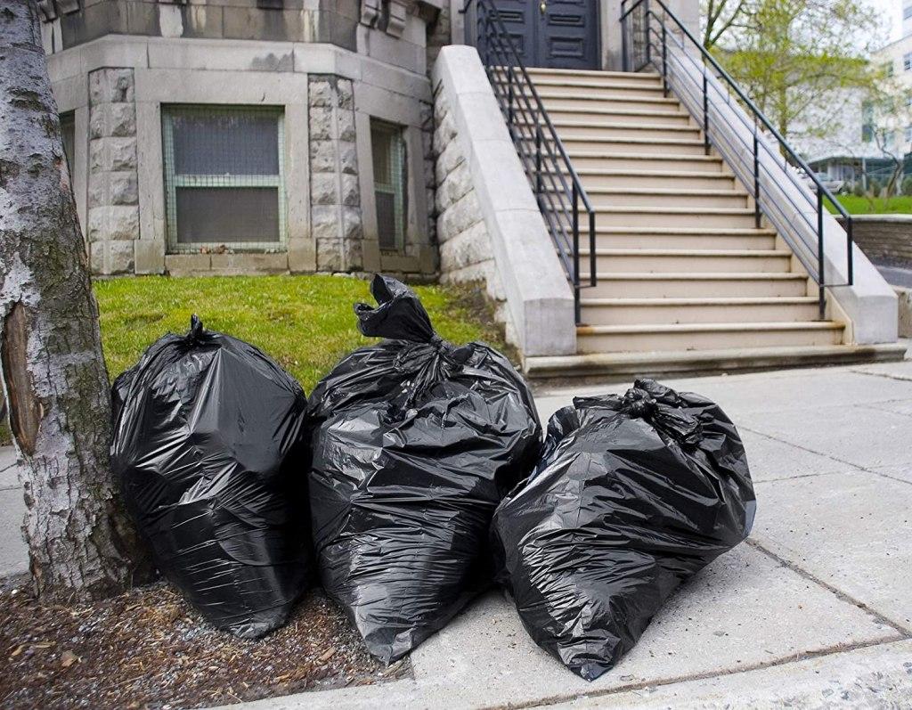 کیسه های زباله چگونه ساخته می شوند؟
